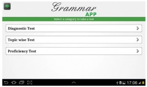 Grammar-App-screenshot